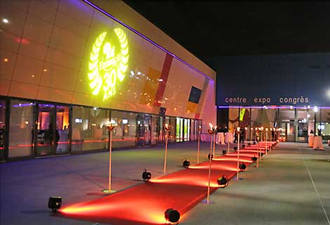 Gala Evening at the Congress and Exhibition Centre